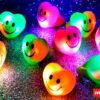 Anillo luminoso Smile Crazón - Surtido