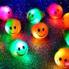 Anillo luminoso smile - Surtido