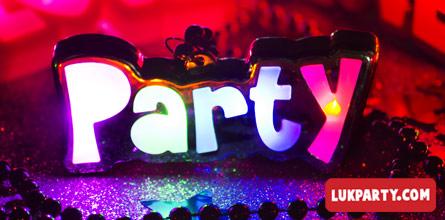 Collar con luz PARTY